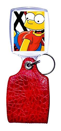Llavero Rojo Simpson 4: Amazon.es: Hogar