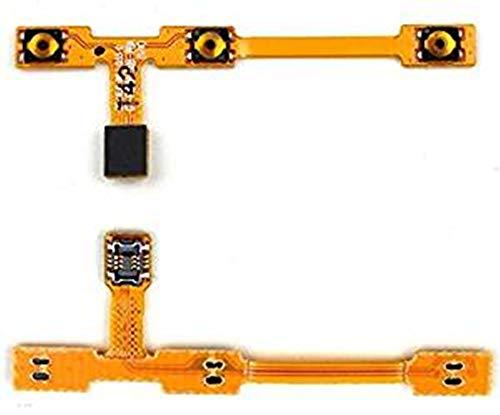 Volume Power Button Flex Cable Ribbon For Samsung Galaxy Tab 3 10.1 P5200 P5210 ~ USA ()