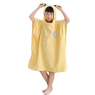 Cartoon Cute Little Frog Nightgown Pyjamas Hotel Spa Dress Towel Plush Soft Cotton Kimono Sleepwear Bathrobe