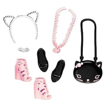 Barbie Chaussures Et Accessoires Mattel Cfx33Jeux 7yY6vgbf