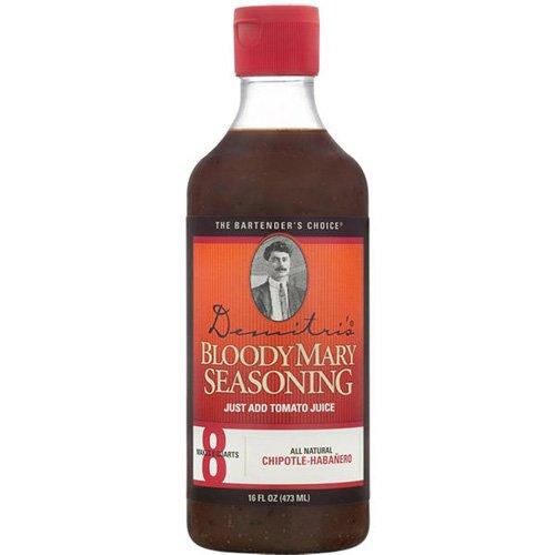 Demitri's Bloody Mary Seasoning Chipotle Habanero by Demitri's