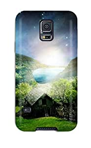 Faddish Phone D S Case For Galaxy S5 / Perfect Case Cover