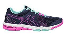 Asics Womens Gel-craze Tr 4 Shoes, Size: 6 B(m) Us, Color Indigo Blueindigo Bluehot Pink