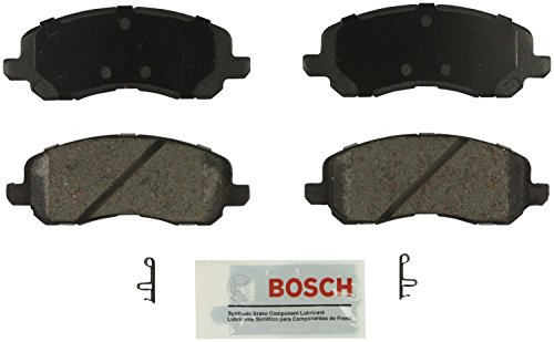 - Bosch BE866 Blue Disc Brake Pad Set