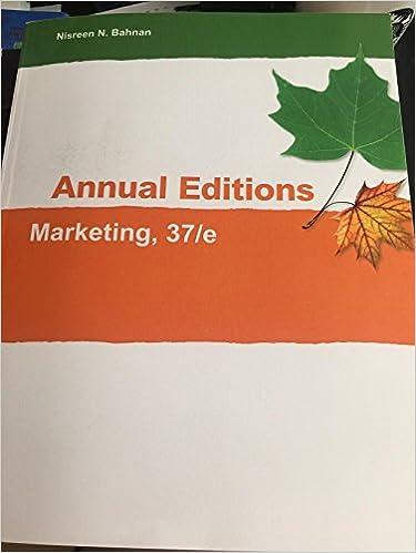 Annual Editions Marketing 37 E Paperback 2015
