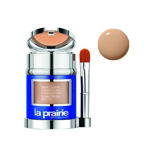 La Prairie Skin Caviar Concealer Foundation SPF 15 Warm Beige 30 ml / 1 oz by La Prairie