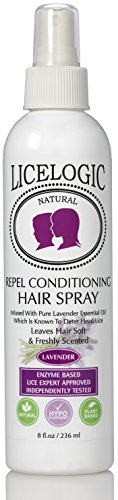 LiceLogic Natural Repel Conditioning Spray