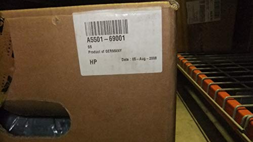 - A5501-69001 DLT 7000 Tape Library 1/8 High Voltage Differential (HVD) SCSI Drive