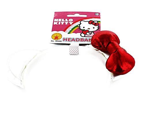 Hello Kitty Headband Costume Accessory -