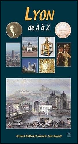 Livre gratuits en ligne Lyon de A à Z pdf ebook