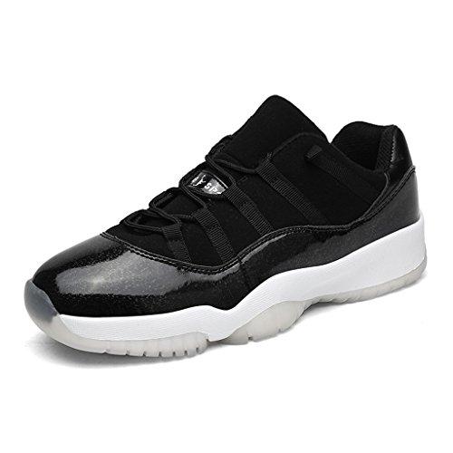 Herren Outdoor Breathable Turnschuhe Turnschuhe Paare Schuhe Rutschfeste Dämpfung Stiefel Casual Wandern Und Wandern Schuhe 39-44 Black