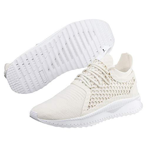 Puma Tsugi Netfit v2 Evoknit Sneaker Whisper White-white-white