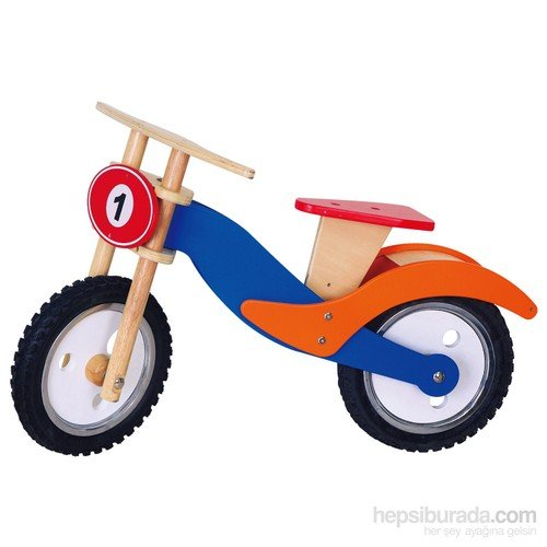 Serra Baby The Wooden Toys Vıga Cycling by Serra Baby