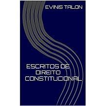 Escritos de Direito Constitucional (Portuguese Edition)