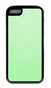 iPhone 5C Case, iPhone 5C Cases - Texture Polycarbonate Hard Case Back Cover for iPhone 5C¨C Black