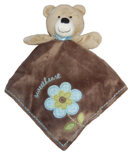 Carter's Snuggle Buddy Rattle Security Blanket