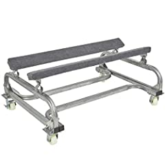 """Specifications:Overall Dimensions: 48""""(L) x 34""""(W) x 19""""(H)Weight Capacity: 1,000 lbs.Weight: 66 lbs.Material: MetalAssembly required (with instructions)BCP SKU: SKY1699"""