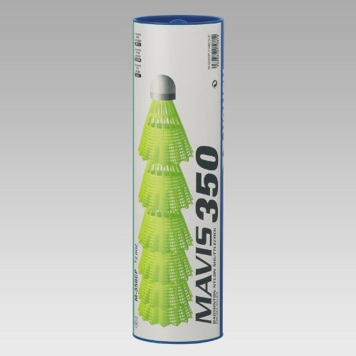 Sport 2000 MAVIS 350 Badmintonball 6er - fast
