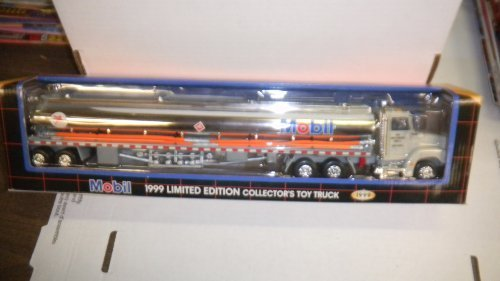 Mobil 1999 Limited Edition Collector's Toy Truck