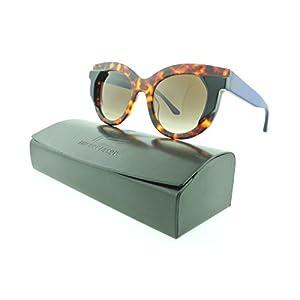 Thierry Lasry Slutty Cat-eye Sunglasses Composite Frames (Tortoise Shell, Brown Gradient)
