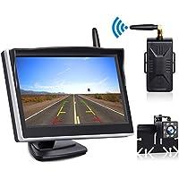 Digital Wireless Backup Camera Kit, TOGUARD 5'' LCD...