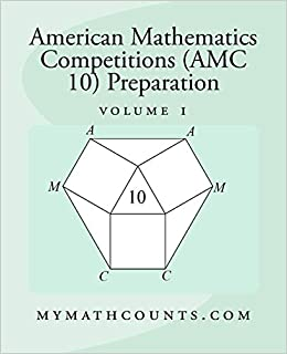 Amazon com: American Mathematics Competitions (AMC 10