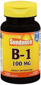Sundance B-1 100 mg -100 Tablets, Pack of 6