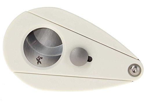 Xikar xi2 Double Blades Cigar Cutter - White Pearl (Double Blade Xikar)