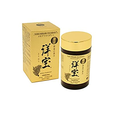 Yoho Mekabu Fucoidan Made in Japan (120 Capsules) - 4045382 , B07DTBG4NS , 454_B07DTBG4NS , 197 , Yoho-Mekabu-Fucoidan-Made-in-Japan-120-Capsules-454_B07DTBG4NS , usexpress.vn , Yoho Mekabu Fucoidan Made in Japan (120 Capsules)