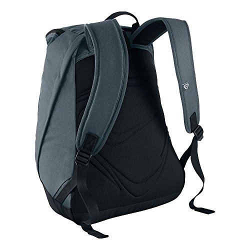 NIKE Club Team Swoosh Backpack [FLINT GREY/BLACK/WHITE] (OS) by NIKE