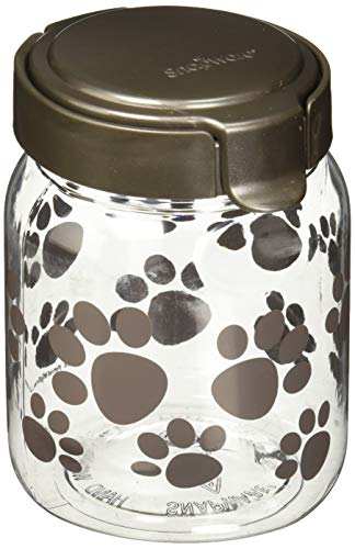 Snapware Airtight Food Storage Pet Treat Canister, Small, Pack of 1 ()
