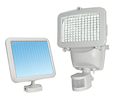 Sunforce svbgaefg 82101 100 LED Solar Motion Light