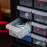 IRIS USA Drawer Parts Cabinet