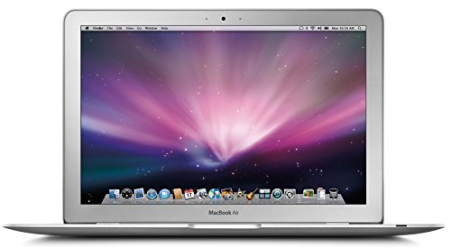 Apple MacBook Air MD711LL/B 11.6-Inch Laptop (4GB RAM, 128 GB HDD,OS X Mavericks) (Certified Refurbished)