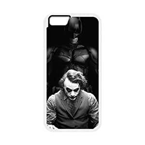Batman Joker iPhone 6 4.7 Inch Cell Phone Case White 05Go-180182