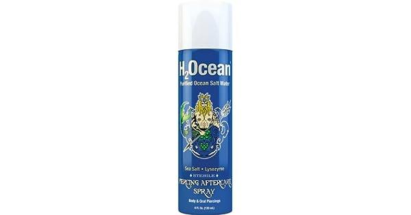 Amazon.com: Spray para cuidado luego de piercing, 4 ...