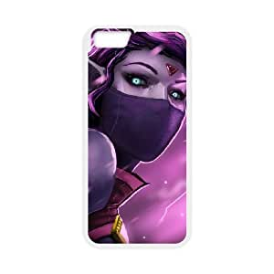 iPhone 6 4.7 Inch Cell Phone Case White Defense Of The Ancients Dota 2 TEMPLAR ASSASSIN 006 UN7260611