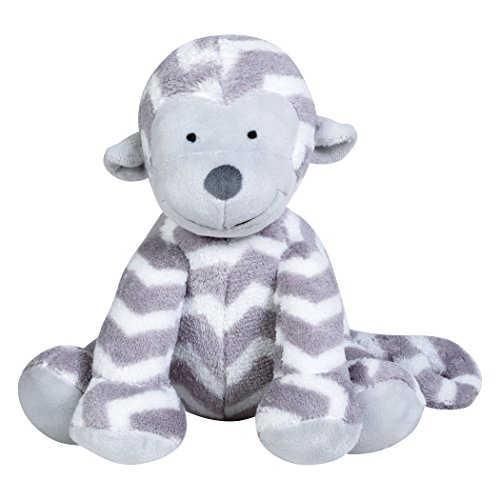 Trend Lab Monkey Plush Toy, (Lab Monkey)