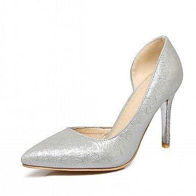 pwne Las Mujeres Sandalias De Verano Caen Club Zapatos Zapatos Formales Comfort Novedad Oficina Exterior De Piel Sintética Pu &Amp; Parte De Carrera US11 / EU43 / UK9 / CN44