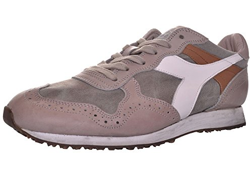 C Unisex Peltro Low Diadora Scarpe Dyed Adulto Top Trident Brogue 0xPq5z