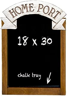 product image for Nautical Home Port Chalkboard Menu Board