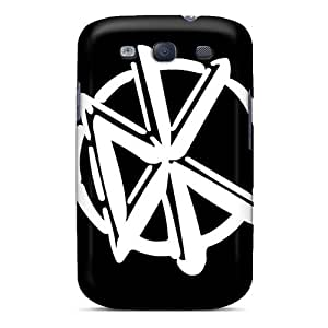 High Quality Shock Absorbing Case For Galaxy S3-dead Kennedys Logo