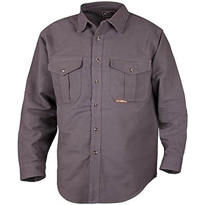 Drake Waterfowl Classic Moleskin Shirt