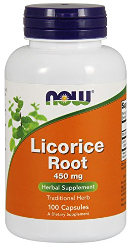 Licorice Root 450mg 100 Capsules