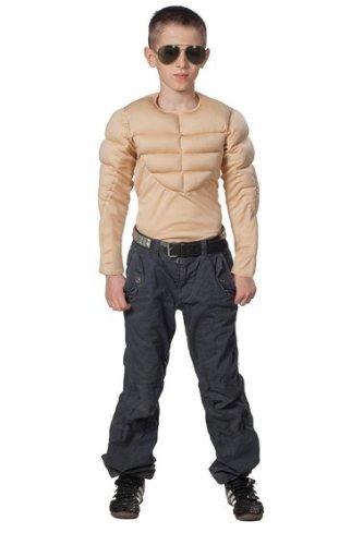 Muskelshirt Gr. 116, 140, 152, 164, Größe 116 B007SS0E12 Kostüme für Kinder Neue Sorten werden eingeführt | Nutzen Sie Materialien voll aus