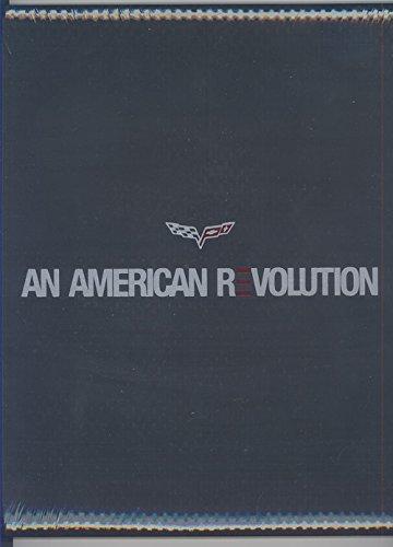 2005 Corvette Dealer Book Brochure + DVD LS2 05 Chevrolet C-6 - 251 Factory Sealed