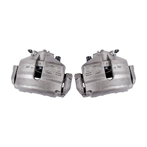 CKOE01010 [ 2 ] FRONT [ 2WD FWD ] Premium Grade OE Semi-Loaded Caliper Assembly Pair Set