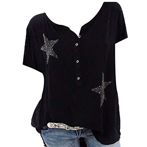 Women's Sexy Deep V Neck Short Sleeve Back Cross Tied Up Tee Backless Lace Crop Top Women's Tops Long Sleeve Lace Black