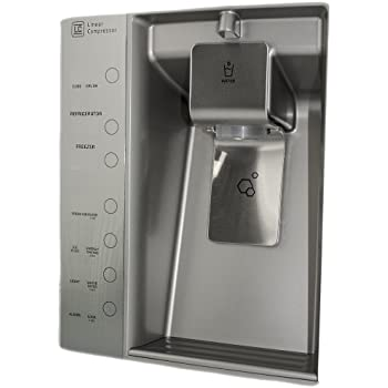 Refrigerators & Freezers Major Appliances Lg Water Dispenser Cover Assmbly Acq85430286 Soft And Light