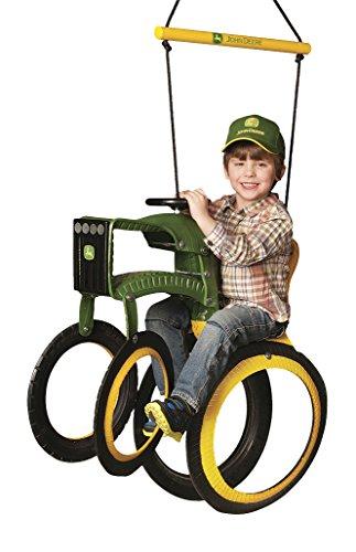 John Deere Tractor Tire Swing product image